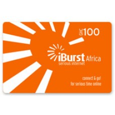iBurst GHC100 Connect & Go Voucher