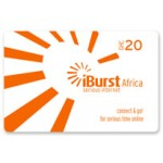 iBurst GHC20 Connect & Go Voucher