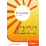 iBurst GHC200 Mega Data Voucher